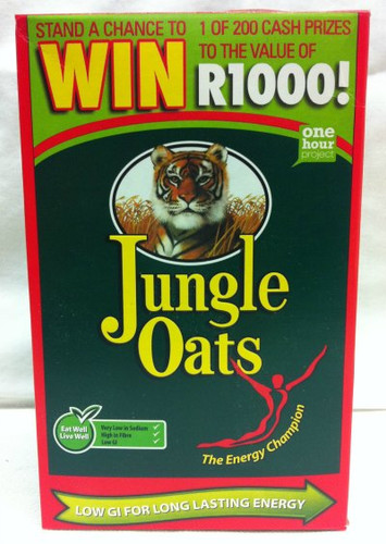 Jungle Oats Porridge 500g