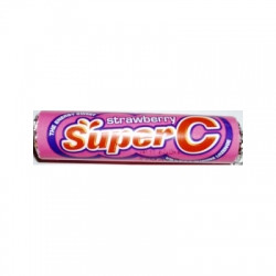 super c strawberry roll