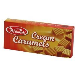 Wilsons Toffo Cream Caramel 64g
