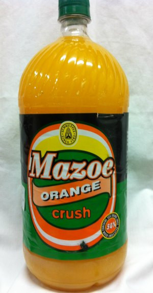 Mazoe Orange 2 Litre - SAproducts – Traditional South African Imported Products