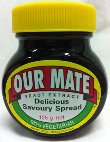 Out Mate Bread Spread