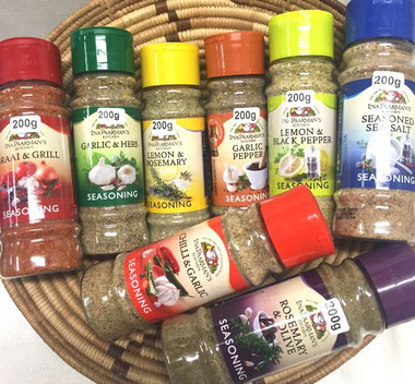 Ina Paarman Seasoning Garlic Pepper