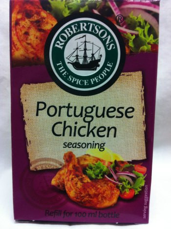 Robertsons Spice Refill Portugese Chicken