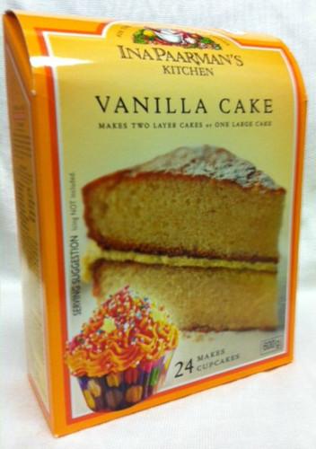 Ina Paarman Bake Mixes Vanilla Cake 600g