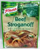 knorr cook in sauce beef Stroganoff
