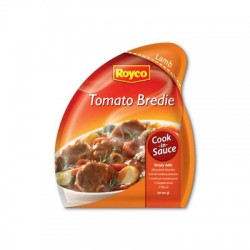 royco tomato bredie cook in sauce