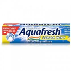 aquafresh toothpaste mint