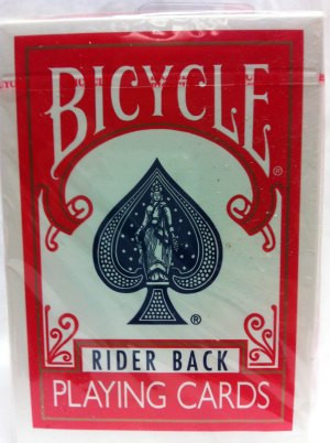 Bicycle card pack