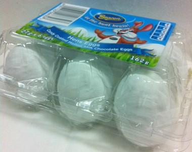 beacon hens easter eggs