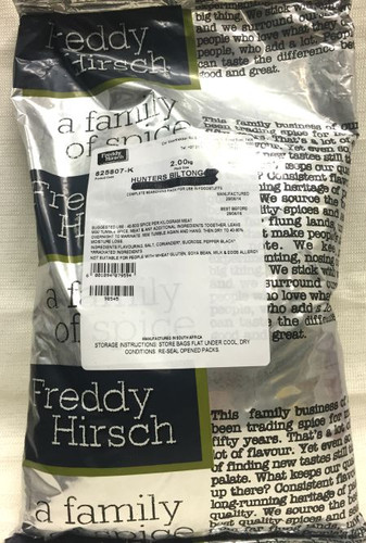 Freddy Hirsh Hunters Biltong Seasoning