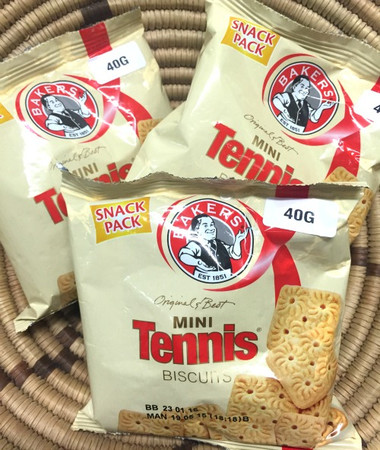 Bakers Mini Tennis Biscuits
