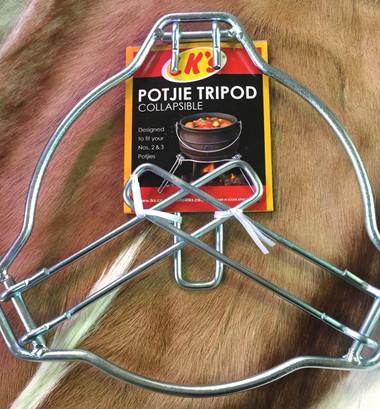 Potjie Tripod