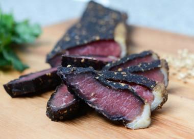 Fresh Biltong Premium Grass Fed Australian Beef