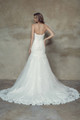 Lace A-line Wedding Dress - Brianna
