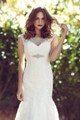 Lace A-line Wedding Dress - Brooke