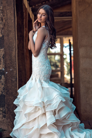 Wedding Dress - Celine | M1638Z
