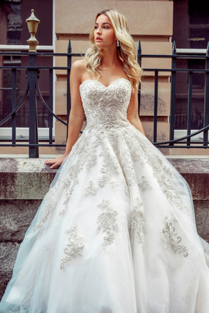 Wedding Dress - Desi | M1716L