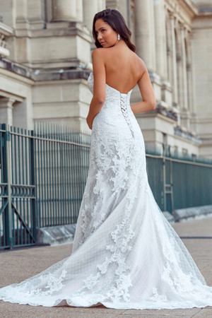 Wedding Dress - Dexi | M1729L