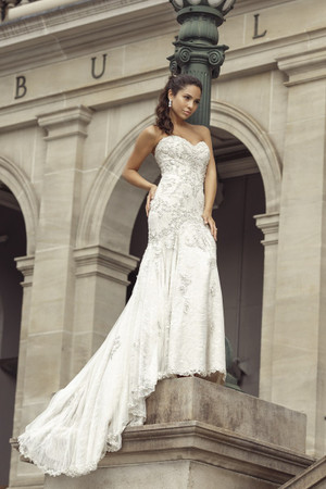 Wedding Dress - Dixie | M1778L