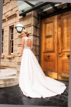 Wedding Dress - Dove | M1783Z