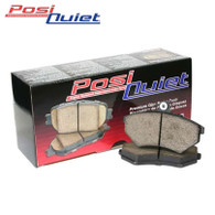 Part Number:       st105.17840 Description:         PosiQuiet 2015 Ford Mustang EcoBoost w/ Perormance Package 352mm Front Disc Front Brake Pads