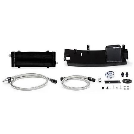 Part Number:       MMOC-RS-16BK Description:          Ford Focus RS Oil Cooler Color:                      Stealth Black Material:                Aluminum