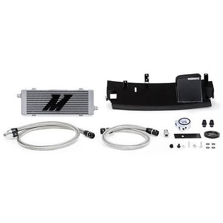Part Number:      MMOC-RS-16SL Description:         Ford Focus RS Oil Cooler Color:                     Sleek Silver Material:               Aluminum