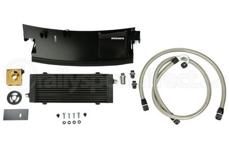 Part Number:         MMOC-RS-16TBK Description:            Ford Focus RS Oil Cooler Color:                        Stealth Black Material:                  Aluminum