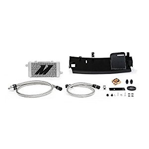 Part Number:        MMOC-RS-16TSL Description:          Ford Focus RS Oil Cooler Color:                       Sleek Silver Material:                 Aluminum