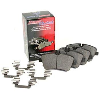 Part Number:      st105.10950 Description:        PosiQuiet Deluxe Plus Rear Brake Pads