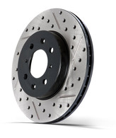 Part Number:      st127.61099R Description:        StopTech Rear Disc Brakes Rear Right Slotted & Drilled Rotor
