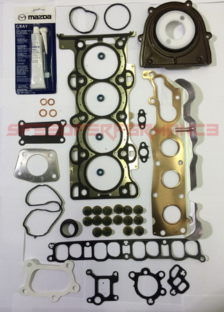 SP63 Base Engine Gasket Kit For Mazda MZR-DISI