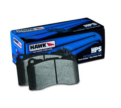 Part Number:        hawkHB430F.547 Description:           HPS Brake Pads; FMSI ID, D886 Caliper Type:        OEM Thickness:             0.547mm
