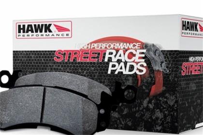 Part Number:        hawkHB725R.650 Description:          Street Race Brake Pads Caliper Type:        OEM Thickness:             0.650mm