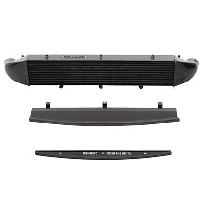 Part Number:      MMINT-FIST-14BK Description:         Ford Fiesta ST Performance Intercooler Color:                     Black Finish:                    Polished