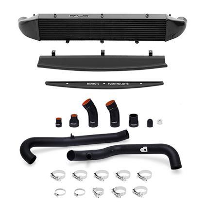 Part Number:     MMINT-FIST-14KBBK Description:        Ford Fiesta ST Performance Intercooler Kit Color:                    Black Finish:                   Powder-Coat