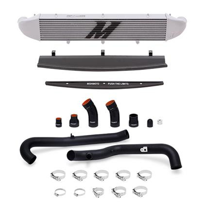 Part Number:    MMINT-FIST-14KBSL Description:       Ford Fiesta ST Performance Intercooler Kit Color:                   Silver Finish:                 Polished