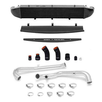 Part Number:     MMINT-FIST-14KPBK Description:        Ford Fiesta ST Performance Intercooler Kit Color:                    Black Finish:                  Powder-Coat