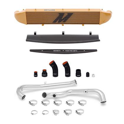 Part Number:     MMINT-FIST-14KPG Description:        Ford Fiesta ST Performance Intercooler Kit Color:                    Gold Finish:                   Polished