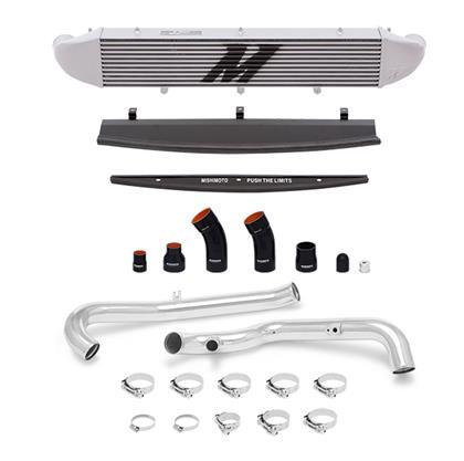 Part Number:      MMINT-FIST-14KPSL Description:         Ford Fiesta ST Performance Intercooler Kit Color:                     Silver Finish:                    Powder-Coat