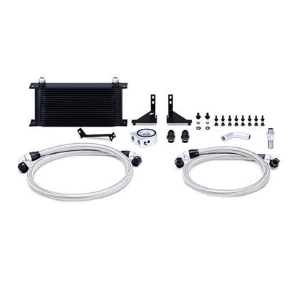 Part Number:     MMOC-FIST-14BK Description:        Ford Fiesta ST Oil Cooler Kit Color:                     Black