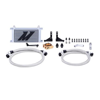 Part  Number:     MMOC-FIST-14T Description:         Ford Fiesta ST Oil Cooler Kit Color:                     Silver Finish:                   Powder-Coat