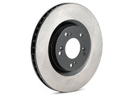 Part Number:      st120.61110 Description:        Centric Performance Front Brake Rotor 2014 Ford Fiesta