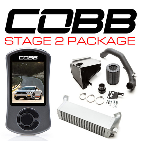 Ford Stage 2 Power Package Mustang Ecoboost 2015-2017