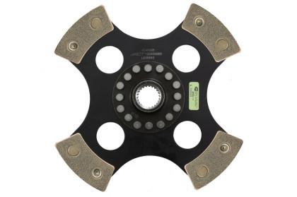 Part Number:                    act4240008 Description:                       ACT 1989 Ford Probe 4 Pad Rigid Race Disc Spline Size (Inches):      1 Disc Type:                          Race Disc
