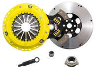 Part Number:   actZX4-HDG4 Description:      ACT 2007 Mazda 3 HD/Race Sprung 4 Pad Clutch Kit Disc Type::        Race Disc
