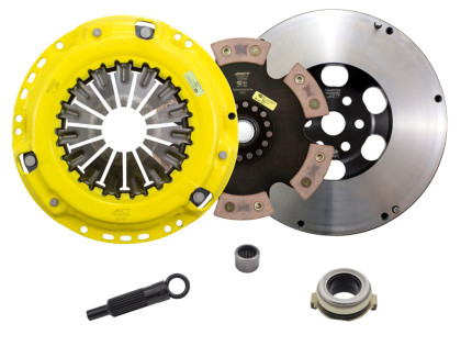 Part Number:    actZX4-HDR6 Description:       ACT HD/Race Rigid 6 Pad Clutch Kit