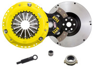 Part Number:    actZX5-HDG4 Description:       ACT HD/Race Sprung 4 Pad Clutch Kit
