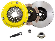 Part Number:   actZX5-HDR6 Description:     ACT 2007 Mazda 3 HD/Race Rigid 6 Pad Clutch Kit