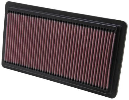 Part Number:          kn33-2278 Description:             Panel Replacement Filter Air Filter Shape:     Panel